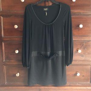 Laundry mini little black dress